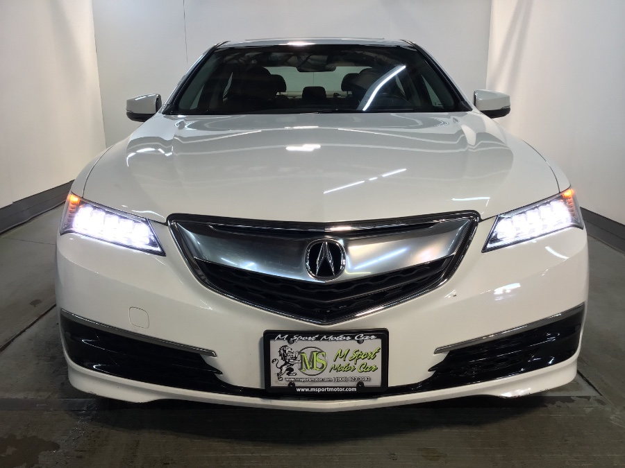 2016 Acura TLX 4dr Sdn FWD V6 Tech, available for sale in Lodi, New Jersey   European Auto Expo. Lodi, New Jersey