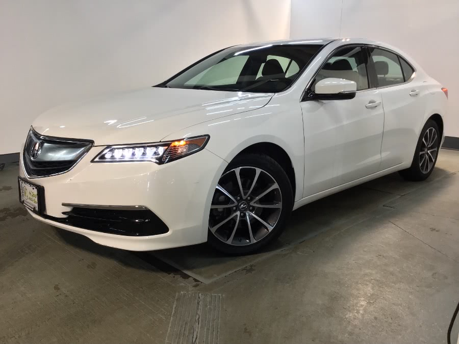 Used Acura TLX 4dr Sdn FWD V6 Tech 2016 | M Sport Motor Car. Hillside, New Jersey