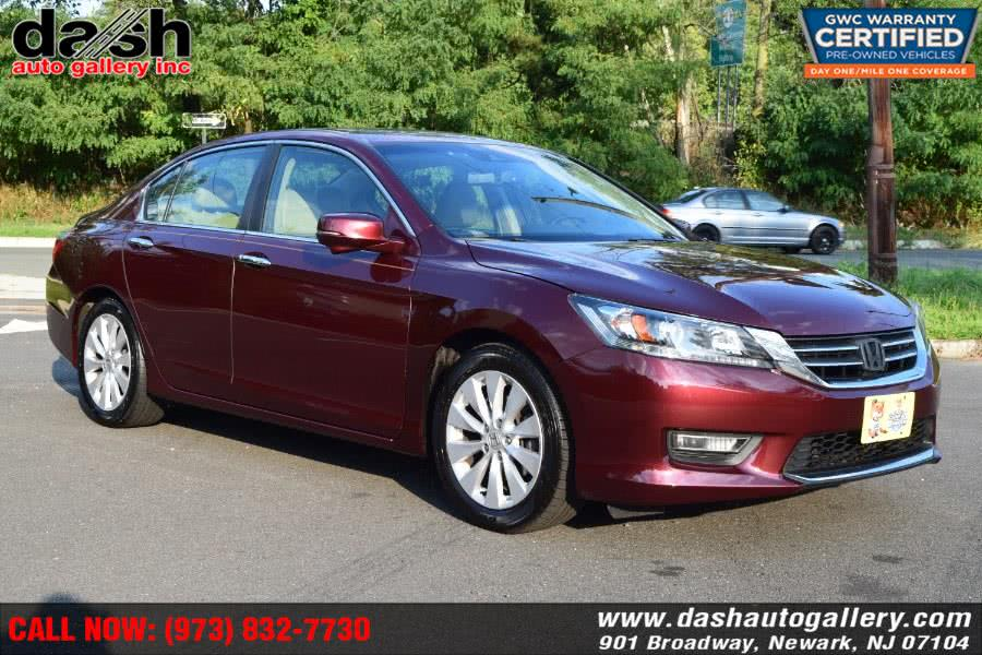 Used 2013 Honda Accord Sdn in Newark, New Jersey | Dash Auto Gallery Inc.. Newark, New Jersey
