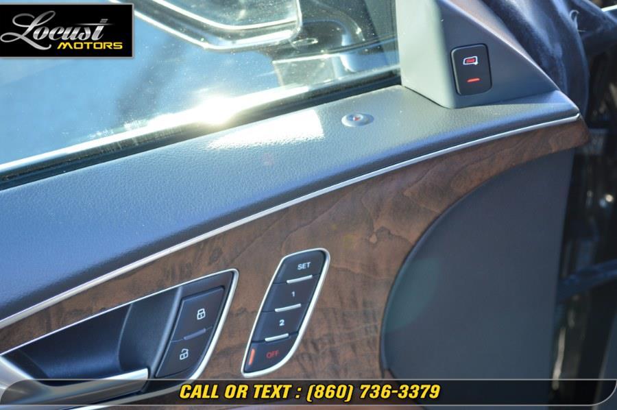 2014 Audi A7 4dr HB quattro 3.0 Premium Plus, available for sale in Hartford, Connecticut | Locust Motors LLC. Hartford, Connecticut