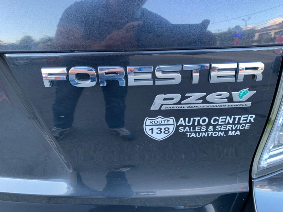 2010 Subaru Forester 4dr Auto 2.5X w/Special Edition Pkg, available for sale in Taunton, Massachusetts | Rt 138 Auto Center Inc . Taunton, Massachusetts