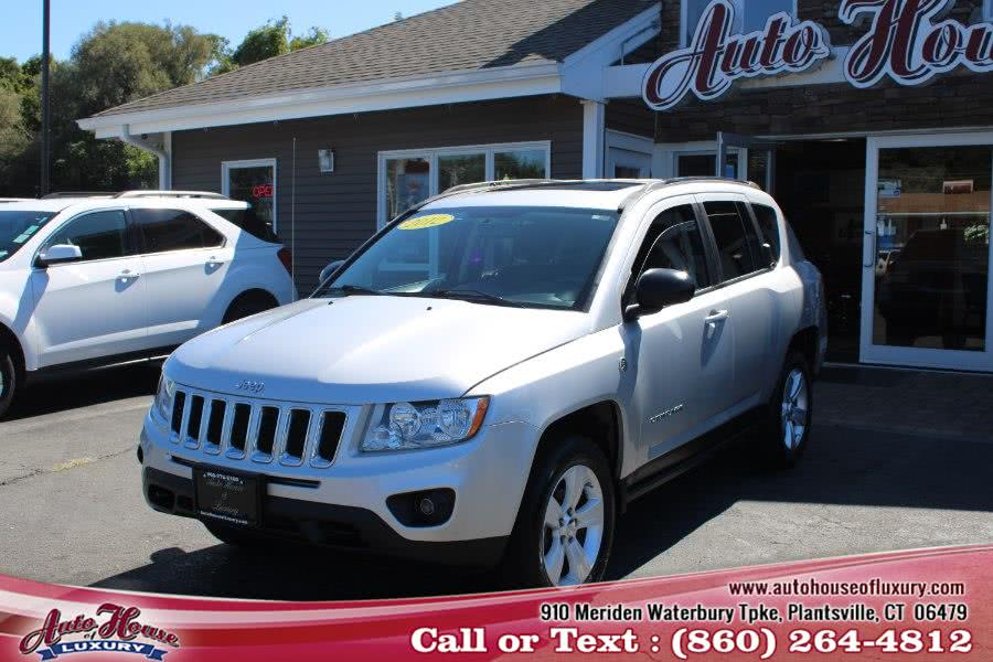 Used 2012 Jeep Compass in Plantsville, Connecticut | Auto House of Luxury. Plantsville, Connecticut