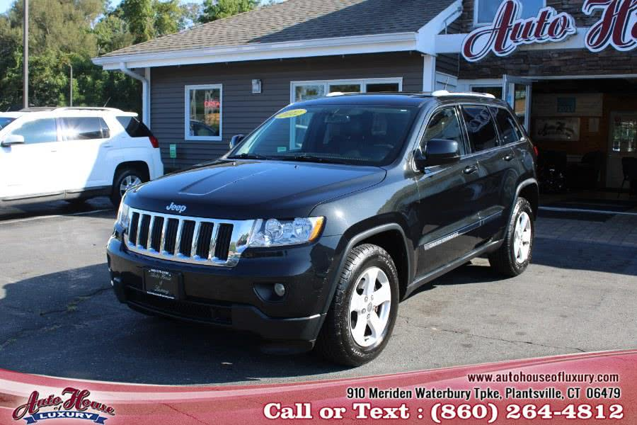 Used 2012 Jeep Grand Cherokee in Plantsville, Connecticut | Auto House of Luxury. Plantsville, Connecticut