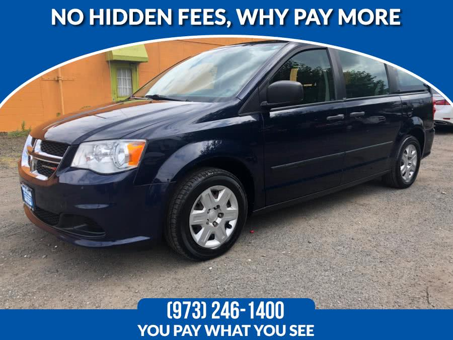 Used 2012 Dodge Grand Caravan in Lodi, New Jersey | Route 46 Auto Sales Inc. Lodi, New Jersey