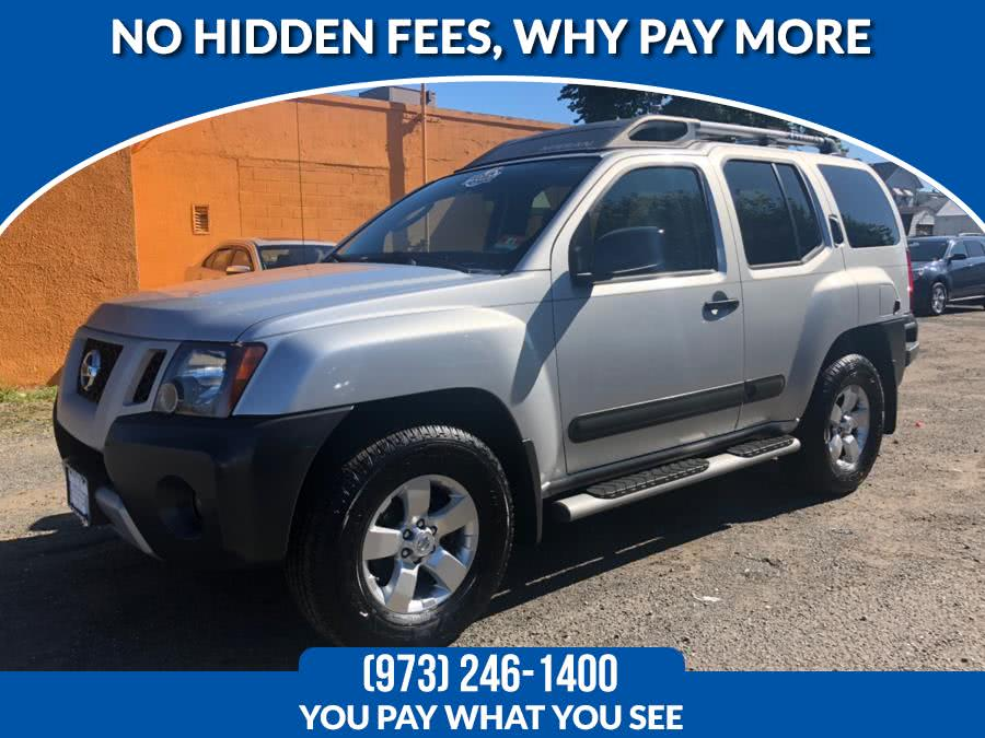 Used 2011 Nissan Xterra in Lodi, New Jersey | Route 46 Auto Sales Inc. Lodi, New Jersey