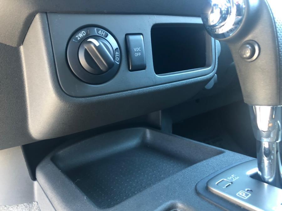 Used Nissan Xterra 4WD 4dr Auto S 2011   Route 46 Auto Sales Inc. Lodi, New Jersey