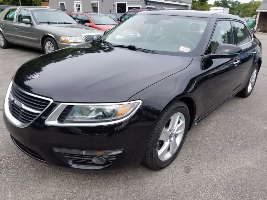 Used Saab 9-5 4dr Sdn Turbo4 Premium *Ltd Avail* 2011 | ODA Auto Precision LLC. Auburn, New Hampshire