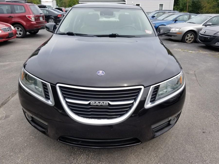 Used Saab 9-5 4dr Sdn Turbo4 Premium *Ltd Avail* 2011   ODA Auto Precision LLC. Auburn, New Hampshire