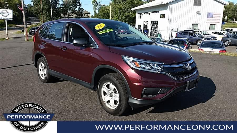 Used Honda CR-V AWD 5dr LX 2015 | Performance Motorcars Inc. Wappingers Falls, New York