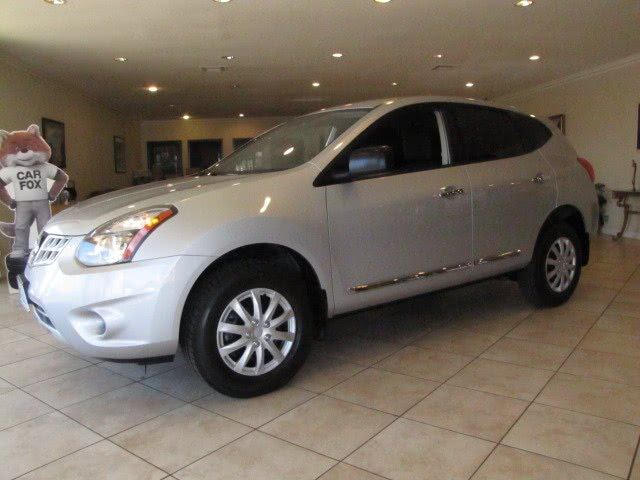 Used Nissan Rogue Select FWD 4dr S 2014 | Auto Network Group Inc. Placentia, California
