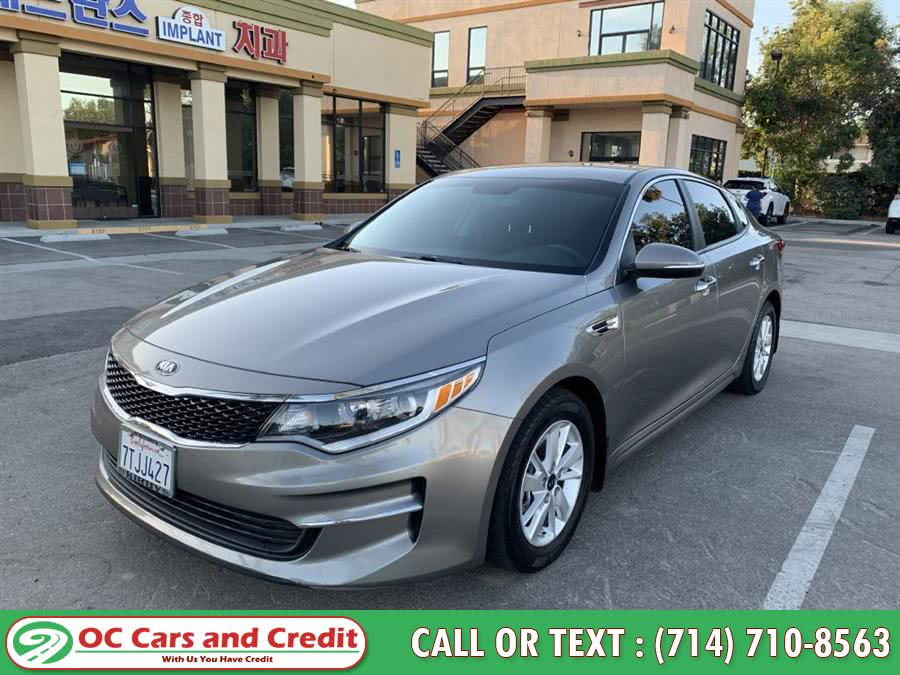 Used 2016 Kia Optima in Garden Grove, California | OC Cars and Credit. Garden Grove, California
