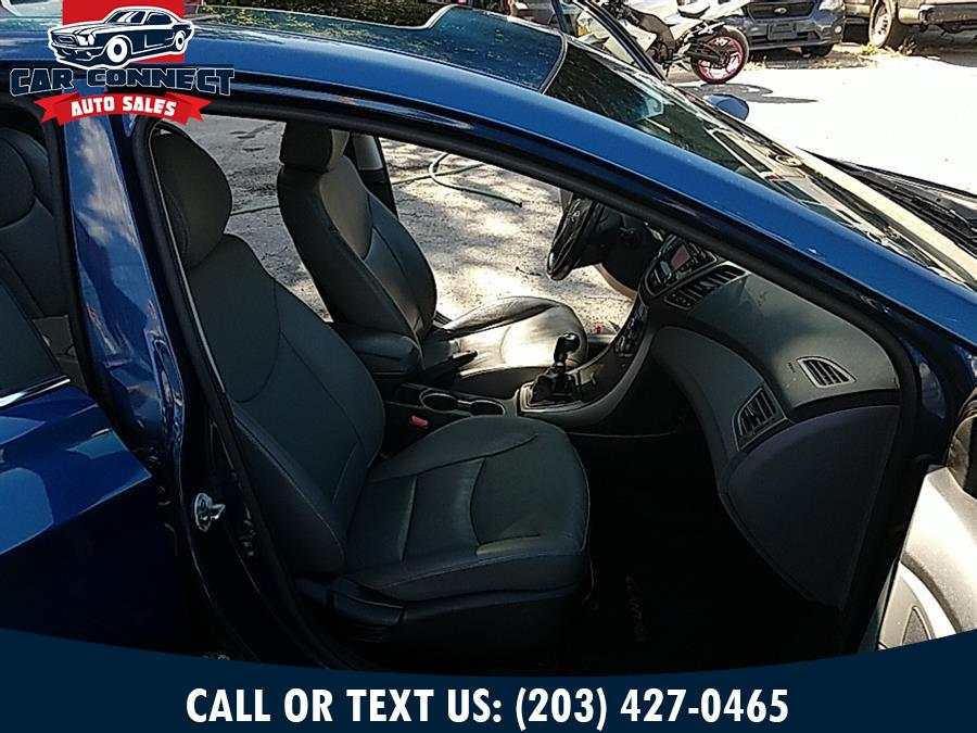2015 Hyundai Elantra 4dr Sdn Man Sport (Ulsan Plant), available for sale in Waterbury, Connecticut | Car Connect Auto Sales LLC. Waterbury, Connecticut