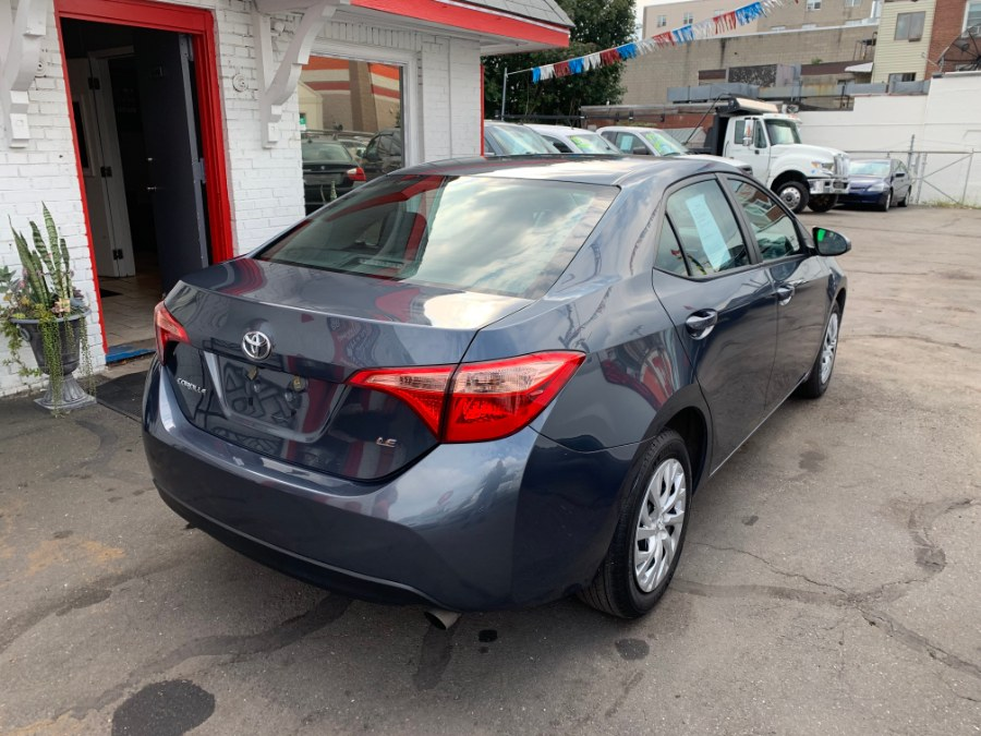 2018 Toyota Corolla LE CVT (Natl), available for sale in Stamford, Connecticut | Universal Auto Sale and Repair. Stamford, Connecticut