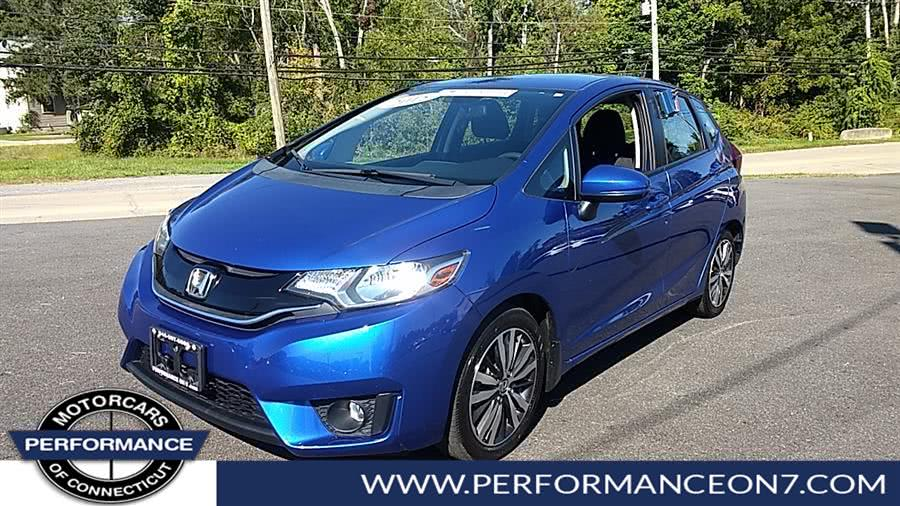 Used 2015 Honda Fit in Wilton, Connecticut | Performance Motor Cars. Wilton, Connecticut
