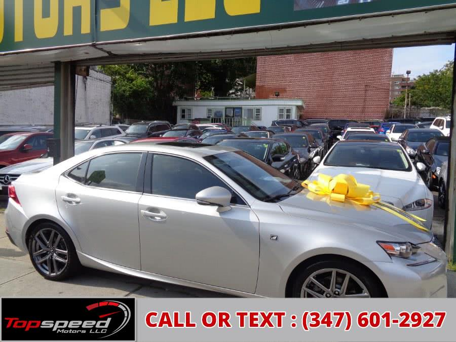 Used 2015 Lexus IS250 AWD F Sport in Jamaica, New York | Top Speed Motors LLC. Jamaica, New York