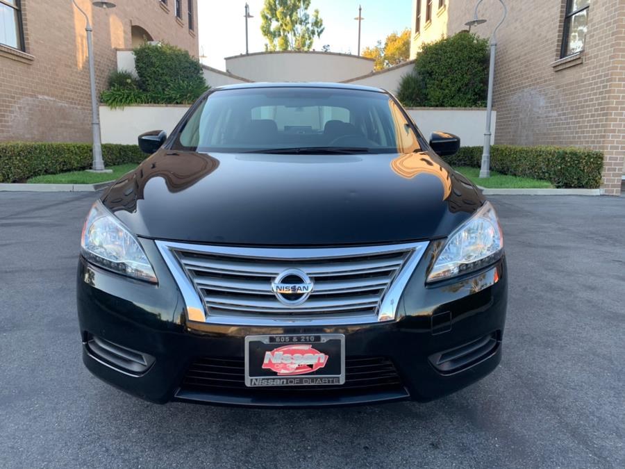 2015 Nissan Sentra 4dr Sdn I4 CVT SR, available for sale in Lake Forest, California | Carvin OC Inc. Lake Forest, California