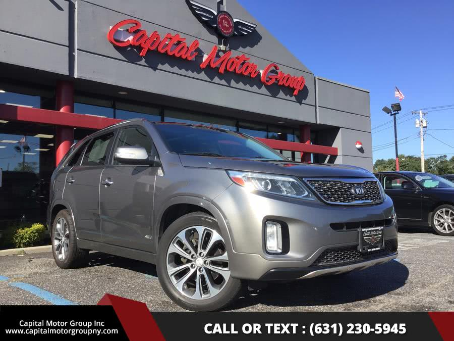 Used 2015 Kia Sorento in Medford, New York | Capital Motor Group Inc. Medford, New York