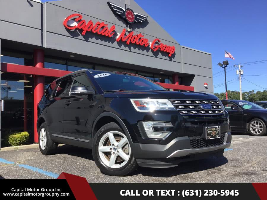 Used 2016 Ford Explorer in Medford, New York | Capital Motor Group Inc. Medford, New York
