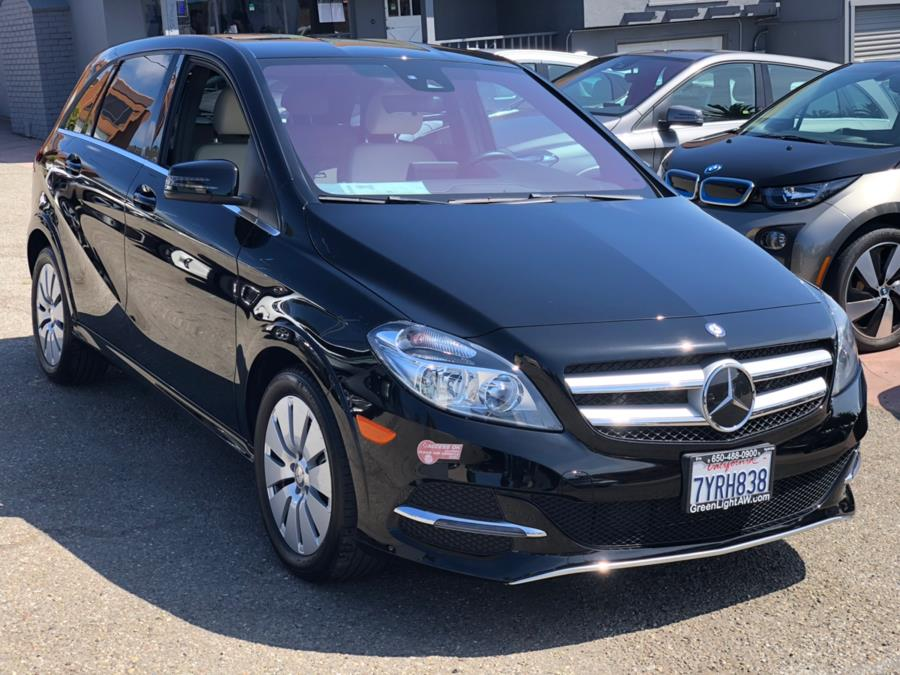 2017 Mercedes-Benz B-Class B 250e, available for sale in Daly City, California | Green Light Auto Wholesale. Daly City, California