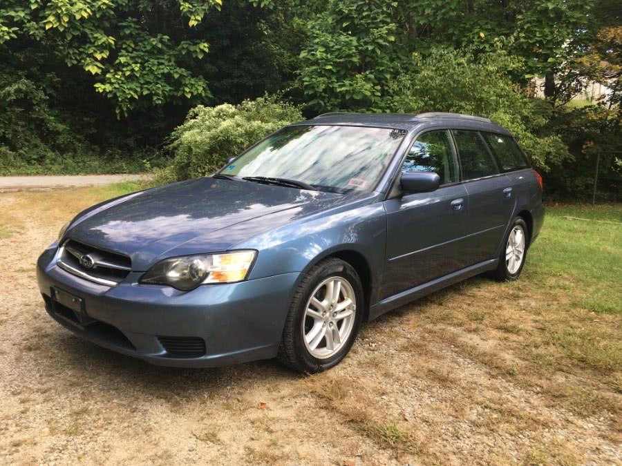 Used 2005 Subaru Legacy Wagon (Natl) in Norwich, Connecticut | Elite Auto Brokers LLC. Norwich, Connecticut