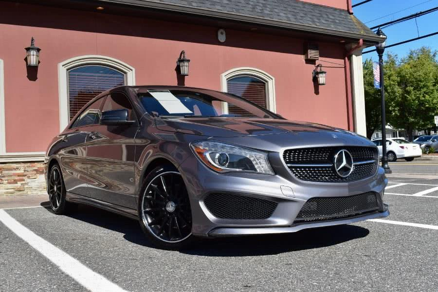 Used Mercedes-Benz CLA 4dr Sdn CLA 250 4MATIC 2016 | Milan Motors. Little Ferry , New Jersey