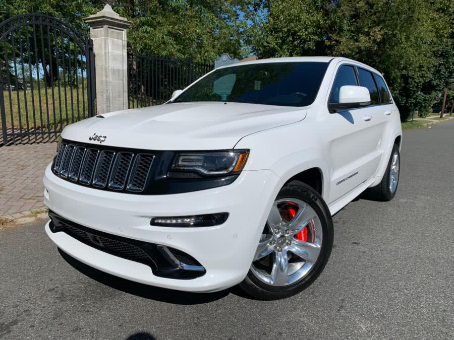 Used Jeep Grand Cherokee 4WD 4dr SRT 2015 | Daytona Auto Sales. Little Ferry, New Jersey