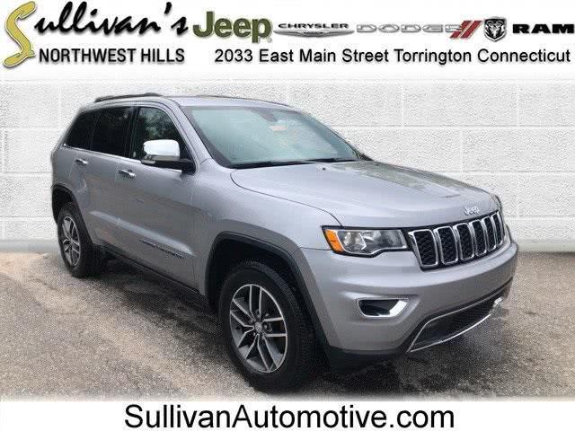 Used Jeep Grand Cherokee Limited 2018 | Sullivan Automotive Group. Avon, Connecticut