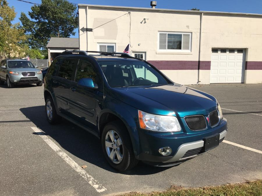 2006 Pontiac Torrent AWD 4dr, available for sale in Springfield, Massachusetts | The Car Company. Springfield, Massachusetts