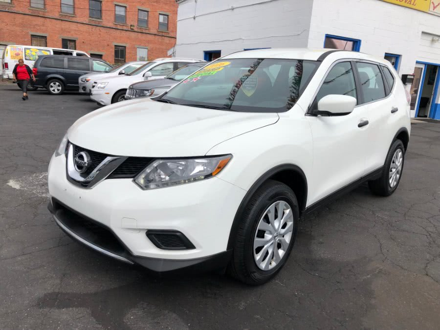 Used Nissan Rogue S 2016 | Affordable Motors Inc. Bridgeport, Connecticut
