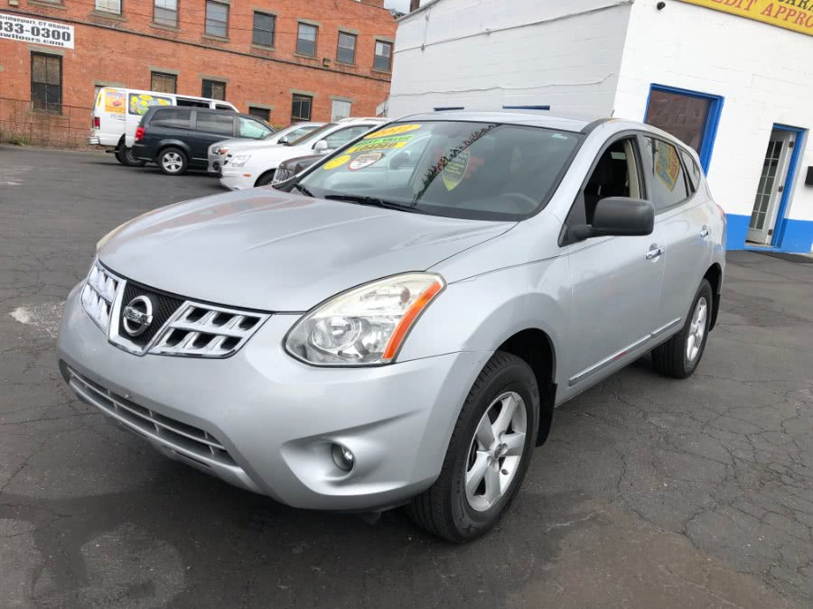 Used 2012 Nissan Rogue in Bridgeport, Connecticut | Affordable Motors Inc. Bridgeport, Connecticut