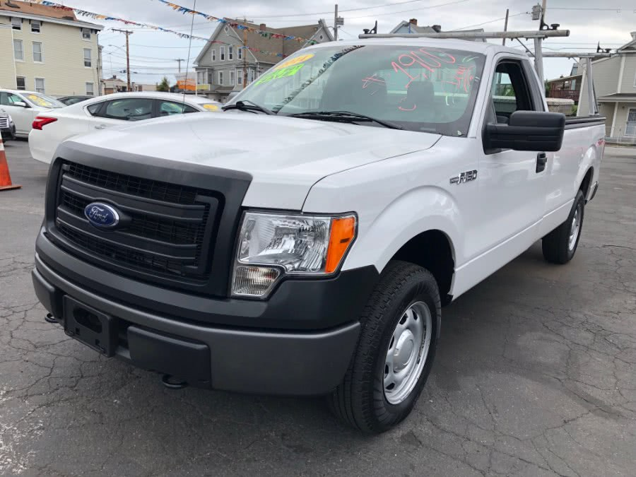Used Ford F-150 4X4 2014 | Affordable Motors Inc. Bridgeport, Connecticut