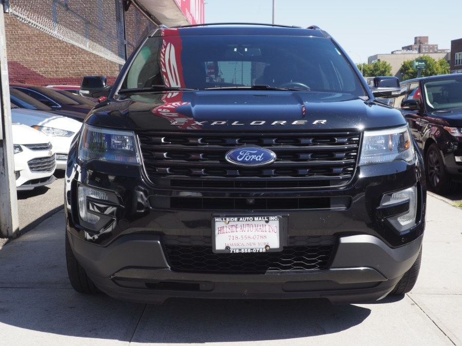 2016 Ford Explorer 4WD 4dr Sport, available for sale in Amityville, New York | Sunrise Auto Outlet. Amityville, New York