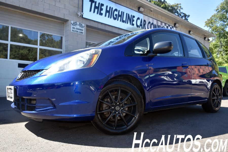 2010 Honda Fit 5dr HB Man, available for sale in Waterbury, Connecticut | Highline Car Connection. Waterbury, Connecticut