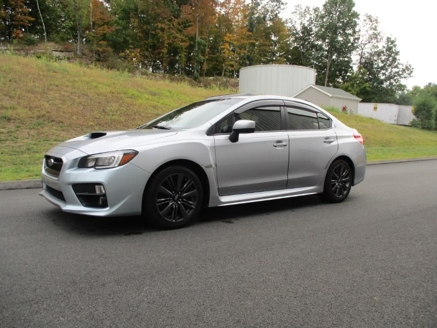 2015 Subaru WRX 4dr Sdn Man Limited, available for sale in Danbury, Connecticut | Performance Imports. Danbury, Connecticut