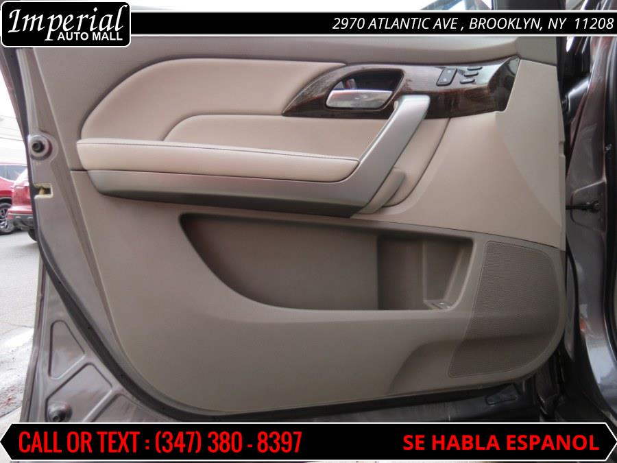 2012 Acura MDX AWD 4dr Tech Pkg, available for sale in Brooklyn, New York   Imperial Auto Mall. Brooklyn, New York