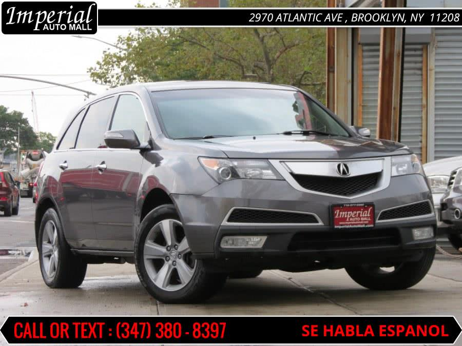 Used 2012 Acura MDX in Brooklyn, New York | Imperial Auto Mall. Brooklyn, New York