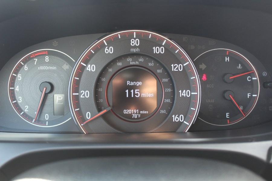 Used Honda Accord Sedan 4dr I4 CVT Sport 2016 | Car Tec Enterprise Leasing & Sales LLC. Deer Park, New York
