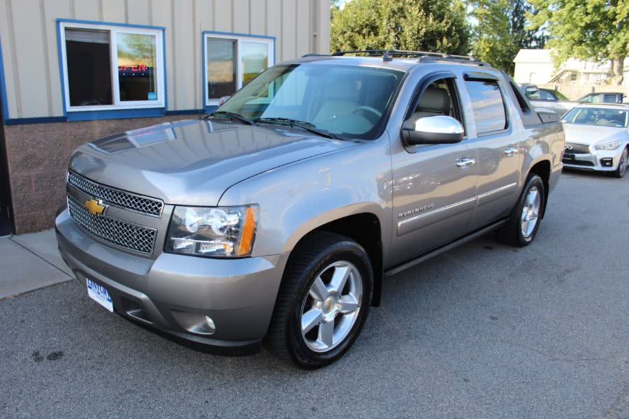 2012 Chevrolet Avalanche 4WD Crew Cab LTZ, available for sale in East Windsor, Connecticut | Century Auto And Truck. East Windsor, Connecticut