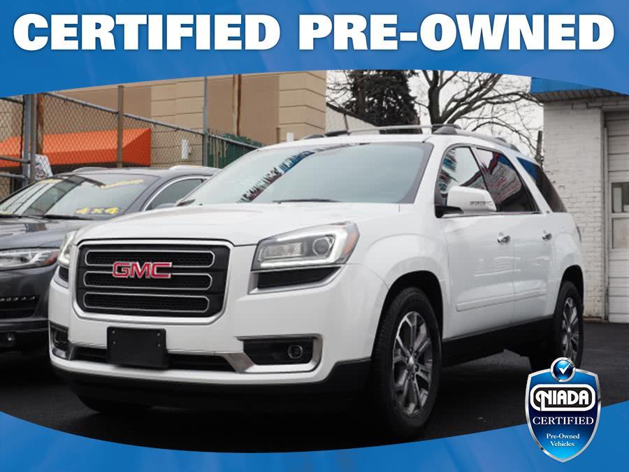 Used 2016 GMC Acadia in Jackson Heights, New York | Connection Auto Sales Inc.. Jackson Heights, New York