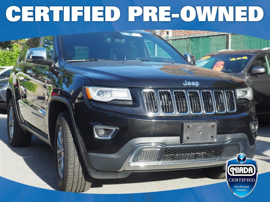 Used 2015 Jeep Grand Cherokee in Jackson Heights, New York | Connection Auto Sales Inc.. Jackson Heights, New York