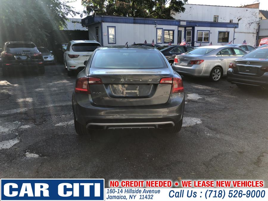 2016 Volvo S60 Cross Country 4dr Sdn T5 Platinum, available for sale in Jamaica, New York | Car Citi. Jamaica, New York