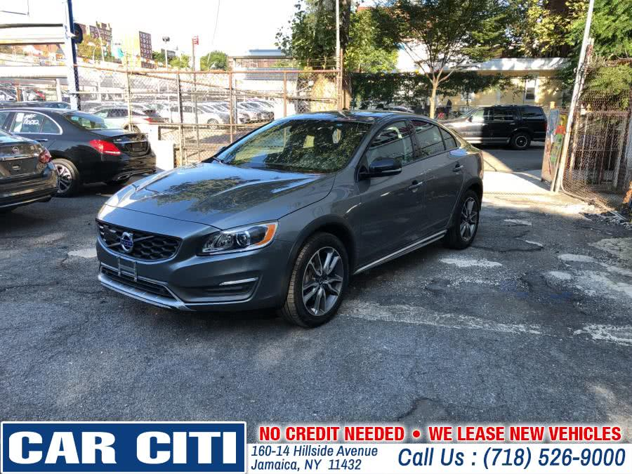 Used 2016 Volvo S60 Cross Country in Brooklyn, New York | E Cars . Brooklyn, New York