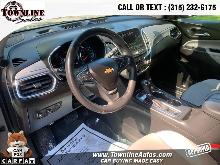 2018 Chevrolet Equinox AWD 4dr Premier w/1LZ, available for sale in Wolcott, New York | Townline Sales LLC. Wolcott, New York