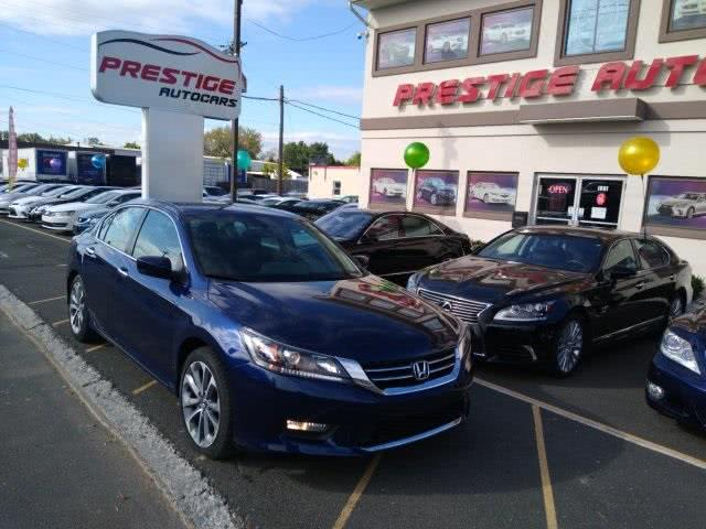 Used 2015 Honda Accord in New Britain, Connecticut | Prestige Auto Cars LLC. New Britain, Connecticut