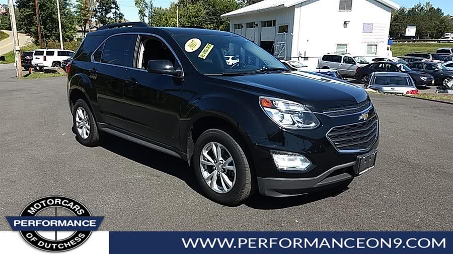 Used Chevrolet Equinox AWD 4dr LT w/1LT 2017 | Performance Motorcars Inc. Wappingers Falls, New York