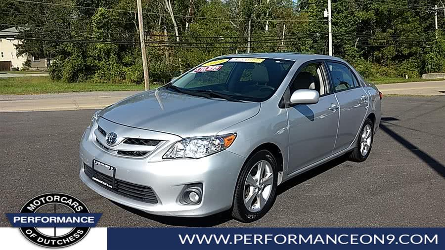 Used Toyota Corolla 4dr Sdn Auto LE 2011 | Performance Motorcars Inc. Wappingers Falls, New York