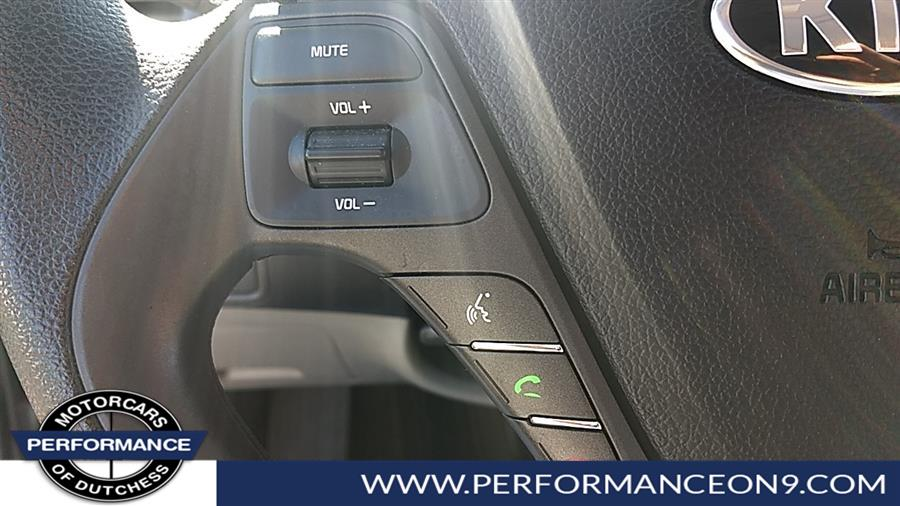 2015 Kia Forte 4dr Sdn Auto LX, available for sale in Wappingers Falls, New York | Performance Motorcars Inc. Wappingers Falls, New York