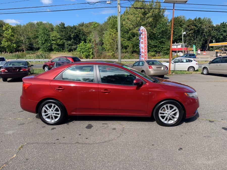 Used Kia Forte 4dr Sdn Auto EX 2011 | American Auto Specialists Inc.. Berlin, Connecticut