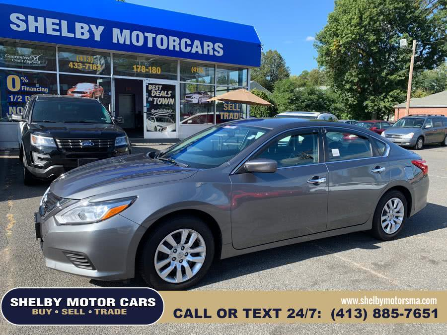 Used 2016 Nissan Altima in Springfield, Massachusetts | Shelby Motor Cars . Springfield, Massachusetts