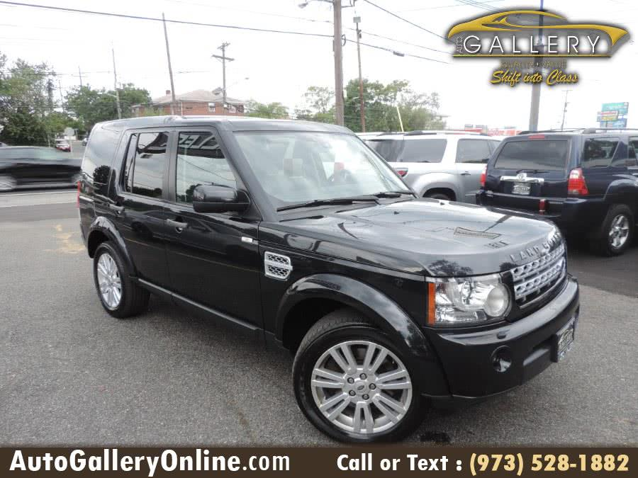 Used 2011 Land Rover LR4 in Lodi, New Jersey | Auto Gallery. Lodi, New Jersey